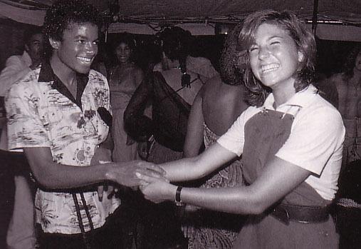 Michael & Tatum (young love )