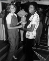 Michael & Tatum (young love ) - michael-jacksons-ladies photo