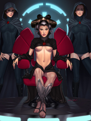 Star Wars wallpaper titled Mistress Vader