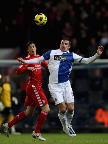 Nando - Liverpool(0) vs Blackburn Rovers(3)
