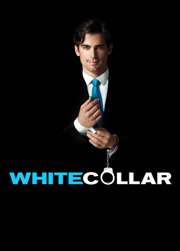 White collier fond d'écran with a business suit and a suit called Neal Caffrey