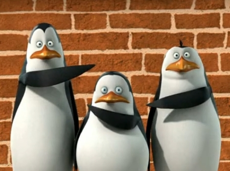 Penguins of Madagascar wallpaper titled Not Me!!!!