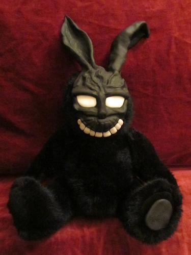 Panlora's Donnie Darko Rabit Toy - OOAK