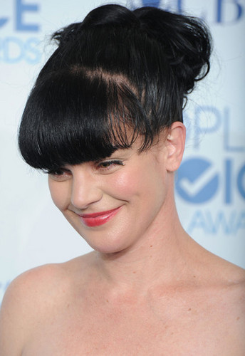 NCIS wallpaper possibly containing a portrait entitled Pauley Perrette