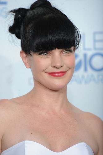 NCIS wallpaper possibly containing a portrait titled Pauley Perrette