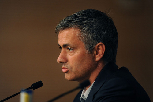 Presented As New Real Madrid Coach