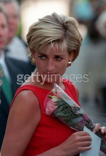 Prinzessin Diana Hintergrund containing a portrait called Princess Diana