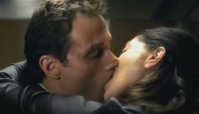 "RUFUS SEWELL AND CATERINA MURINO IN ""AURELIO ZEN"""