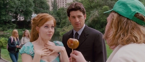 Enchanted screencaps (Giselle&Robert) - Riselle(Robert ...