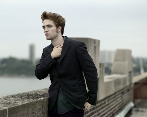 Robert Pattinson kertas dinding containing a business suit, a suit, and a well dressed person titled Robert Pattinson