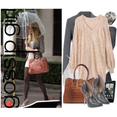 Gossip girl designer clothes
