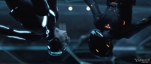 Tron Legacy Images Sam Vs Rinzler Wallpaper And Background Photos