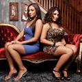 Sammi and Deena