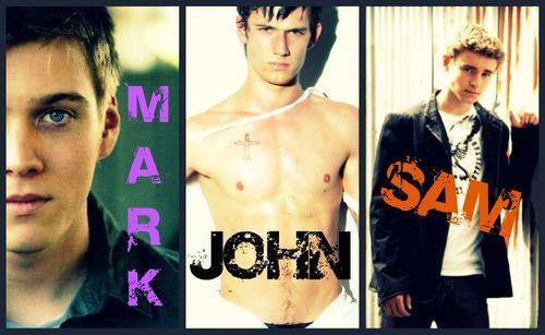 Sci-Fi Boys!!:)