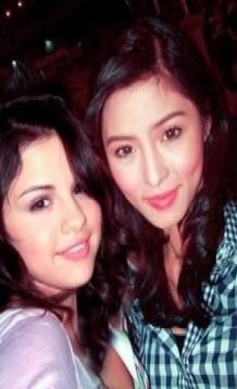 Selena Gomez And Kim Chiu