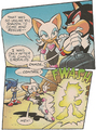 Shadow takes emeralds - archie-sonic-the-hedgehog photo