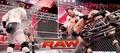 Sheamus ,Randy Orton and Wade Barrett - steel cage match