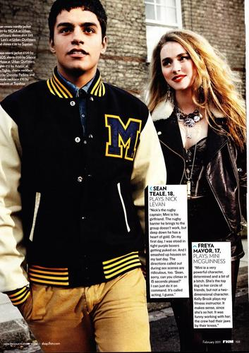 Skins Series 5 in FHM