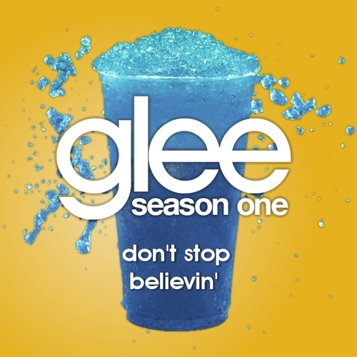 Glee wallpaper titled Slushie cover art! <3