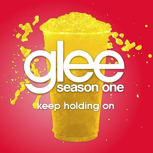 Glee Slushie cover art!