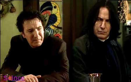 Snape and the Voice of God
