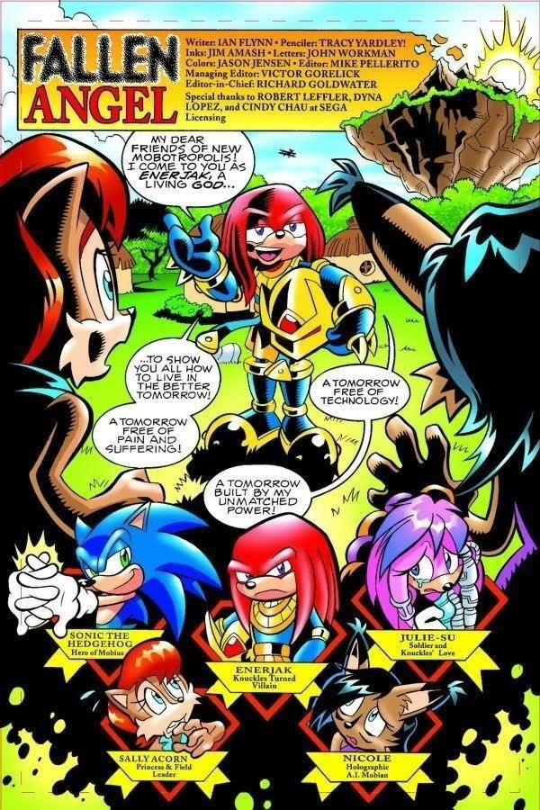 Sonic The Hedgehog Issue 182 Part 1 Archie Sonic The Hedgehog Photo 18293743 Fanpop