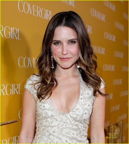 Sophia @ CoverGirls 50th Anniversary Celebration - sophia-bush Photo