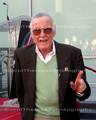 Stan Lee Walk of Fame Ceremony - marvel-comics photo