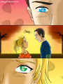 Stay - penny-and-sheldon fan art