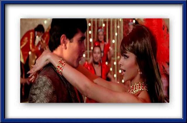 Super 별, 스타 Rajesh Khanna & Deepika Padukone in Om Shanthi Om - 2007