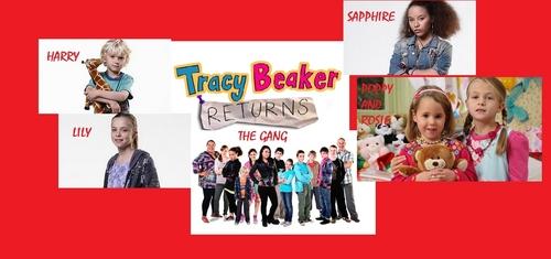 tracy beaker returns wallpaper called TBR FANART