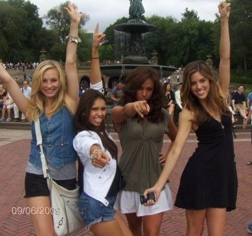 TVD Girls <3