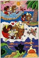 Tails and Auto-Fiona spending a romantic day together - archie-sonic-the-hedgehog photo