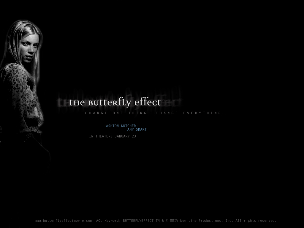 The Butterfly Effect Images The Butterfly Effect HD