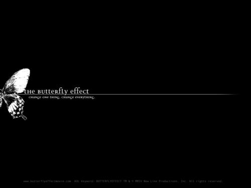 The vlinder Effect