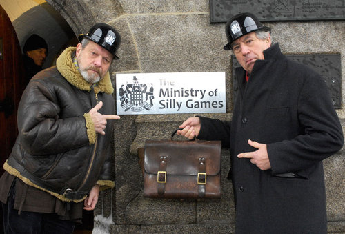 The Ministry of Silly Games