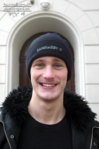 Tommy Svensson Photoshoot '02