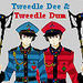 Tweedle Dee & Tweedle Dum - funkyrach01 icon