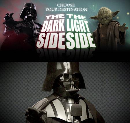 Vader and Yoda