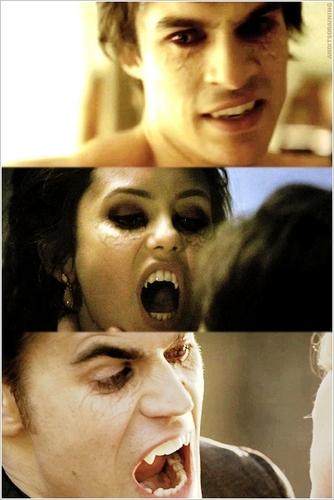 Vamp Faces!!