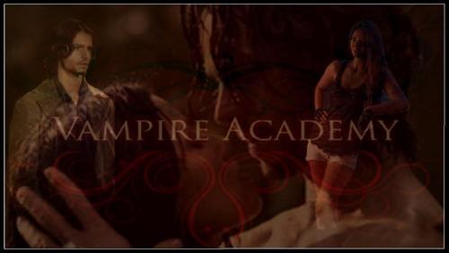 Vampire Academy Rose and Dimitri