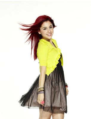 ariana grande victorious. Victorious - Ariana Grande