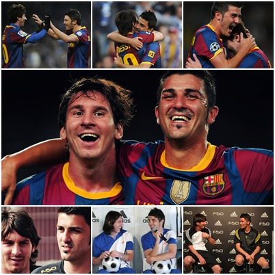 David Villa Wallpaper Barcelona on Villa Messi   David Villa Fan Art  18215854    Fanpop Fanclubs