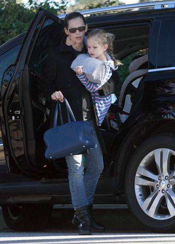 фиолетовый Affleck: Mailbox кошелек with Mommy!