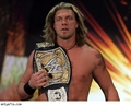 WWE Champion - Edge