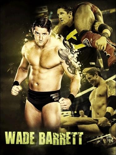 Wade Barrett poster