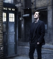 Well i wont lock it like a car if thats what you want... - doctor-who-roleplay photo