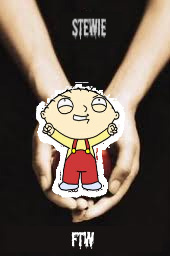 Stewie Griffin wolpeyper called X3