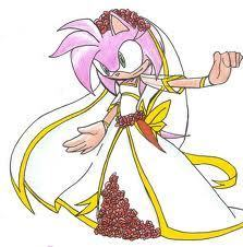 amy rose the princess