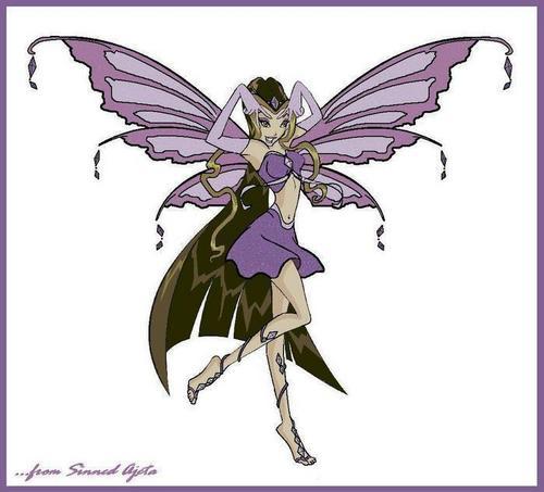 darcy as a fairie